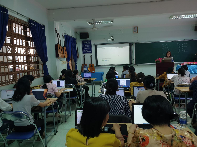 Trường THCS Nguyễn Văn Cừ: Hiệu quả trong công tác hướng dẫn học sinh ôn tập, tự học ở nhà trong thời gian tạm nghỉ phòng, chống Covid-19